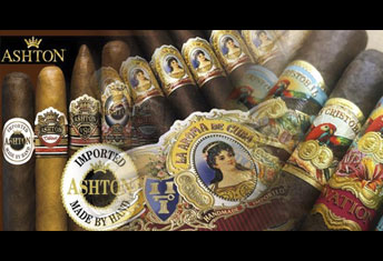 Ashton, La Aroma de Cuba, San Cristobal Cigars Event - January 17, 2019